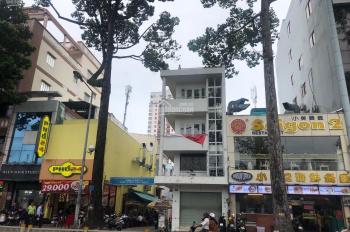 Cho thuê nhà góc 2 mặt tiền Ba Tháng Hai gần Lê Hồng Phong 4,5x15m 1 trệt, 1 lửng, 2 lầu