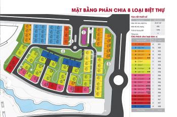 Bán biệt thự Bắc An Khánh giai đoạn 2 BT5 DT 230m2 x 3,5T giá cả thỏa thuận, LH 0982 824266