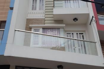 Nhà mới hẻm 815 Hương Lộ 2 xây dựng 2 lầu sân thượng giá 4.49 tỷ, LH: 0931488555