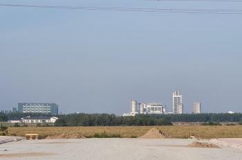 Bán đất mặt tiền QL13 ngay UBND Bàu Bàng, Bình Dương, DT 8*15m, giá 420 triệu SHR