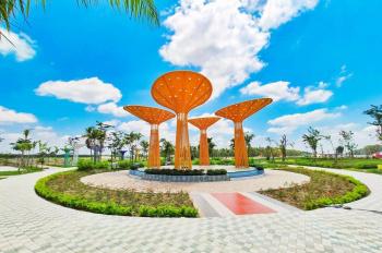 10 Lô giá sỉ từ CĐT lô góc 2MT đường đối diện KCN Bàu Bàng, TT 50% (290tr),SHR, 0977785556