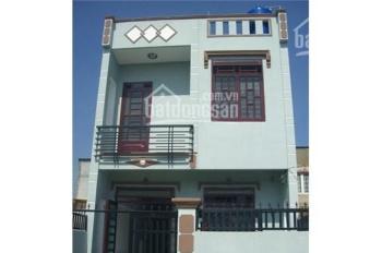 Bán gấp nhà 80m2 1 trệt 1 lầu đường Lê Lợi, Hóc Môn, giá rẻ 1.2 tỷ, sổ hồng, LH: 0968950579