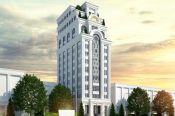 Bán gấp nhà mặt phố Lê Trọng Tấn, 135m2 x 9 tầng, 55 tỷ, đã ký cho thuê 150 tr/tháng. 098256856