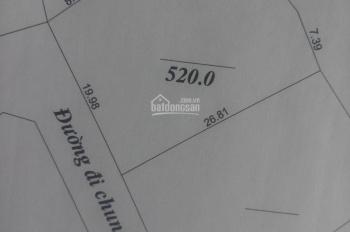 0339004264 bán nhiều lô đất tại khu sinh thái Đồng Đò