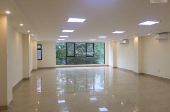 Cho thuê sàn VP phố Trần Thái Tông - Cầu Giấy, 2,3,4 DT 150m2/sàn, giá 27 triệu/th. LH 0985030081