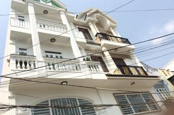 Bán nhà trệt lửng 2 lầu (5x15)m giá 4.5 tỷ, HXH đường Nguyễn Anh Thủ, P. Hiệp Thành, Q12