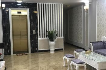 Nhà đẹp đẳng cấp phong cách hoàng gia phố Lê Thanh Nghị 50m2 thang máy MT 5m, 12.3 tỷ