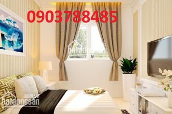 Cho thuê gấp căn hộ chung cư Hoa Sen, Q 11, 70m2, 2pn, 2wc, nhà mới, giá 8tr/th, LH 0903788485