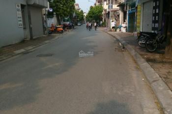 Bán đất ngõ 42 phố Sài Đồng đường nhựa rộng 5m thông, kinh doanh, làm VP, DT: 59m2 giá 2,8 tỷ
