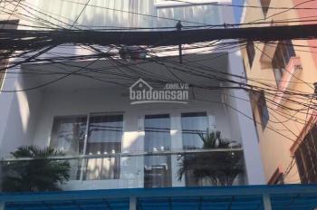 Cho thuê nhà 1 hầm 3 lầu giá rẻ đường Giải Phóng, Phường 4, Quận Tân Bình