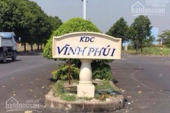 Tôi cần bán đất giá rẻ Vĩnh Phú - thị xã Thuận An - Bình Dương. 0909499277