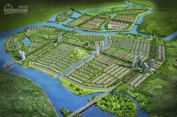 Bán đất biệt thự 300m2, hướng Đông Nam, view sông, khu đô thị Hòa Xuân, giai đoạn 2 (HXMR)