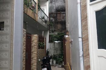 Bán nhà hẻm nội khu an ninh yên tĩnh, đường Hoài Thanh 5x12m hướng nam. 1 trệt, 1 lầu, sân thượng