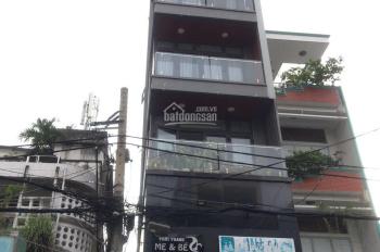 Bán nhà MT Đinh Công Tráng, P. Tân Định, Quận 1, DT: 4x16m CN: 56m2, hầm 4 tầng, giá 20 tỷ