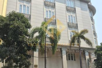 Cho thuê khách sạn góc 2 mặt tiền Phạm Thái Bường, 29 phòng, full NT
