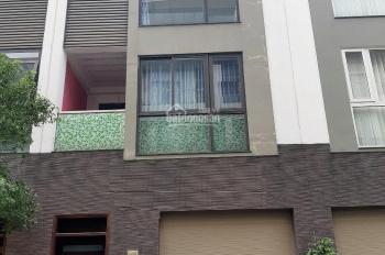 Cho thuê nhà mới đẹp khu Hà Đô quận 10, 1 trệt, 3 lầu