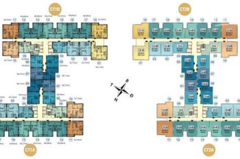 Cần bán gấp căn 1618 chung cư Hà Nội Homeland,tòa 2A, DT: 92,54m2, giá bán 2,050 tỷ. LH: 0962251630