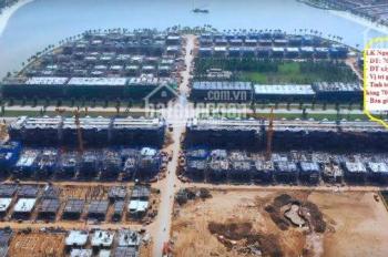 Bán đơn lập Ngọc Trai đảo lớn Ngọc Trai 15 - 20 hướng ĐN, cần bán gấp giá 16,5 tỷ, LH 0913.057.623