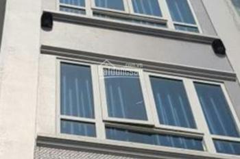 Nhà phố Trích Sài, Võng Thị, diện tích 62m2, 4 tầng, ở, văn phòng, KD cafe, hàng ăn