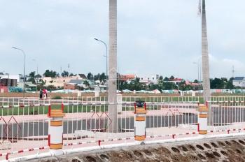 Cần bán gấp nền đất đường Hương Lộ 6 trung tâm thị trấn Thủ Thừa Long An KDC Tây Nam Center