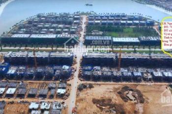 Chính chủ bán lại căn đơn lập góc khu Ngọc Trai (NT3 - 39) giá 17 tỷ, LH 0948.13.8888