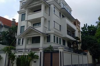 Cho thuê biệt thự sân vườn Mễ Trì, Mỹ Đình, đường Hàm Nghi, 4T x 150m2, giá 35 triệu/tháng