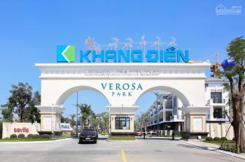 Nhà phố Verosa Park tặng gói nội thất 1 tỷ + CK 18% + 2 năm phí Quản Lý