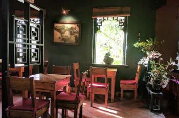 Sang quán cafe 2 MT Quận 10 - 34tr/tháng - phong cách cổ điển - top 10 quán đẹp nhất Sài Gòn