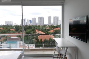 Bán căn hộ dịch vụ duy nhất giá 25 tỷ tại Thảo Điền, Quận 2, chiều ngang mặt tiền 10m khai thác