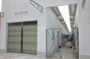 Bán dãy trọ 8 phòng, TT Củ Chi, sổ hồng riêng, diện tích 180m2, giá 900 triệu