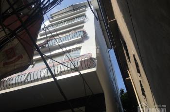 Nhà riêng 5,5 tầng thang máy phố Lò Đúc, sau nhà mặt phố