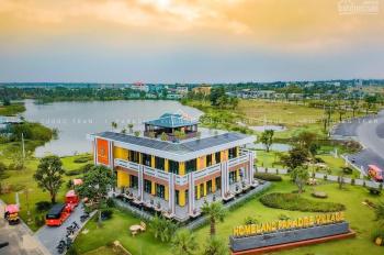 Siêu dự án Homeland Paradise Village đã quay trở lại nhận cọc GĐ II
