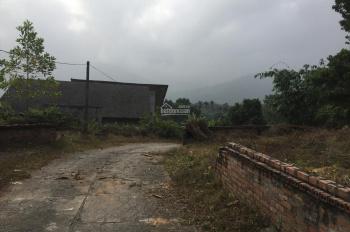 Đất mặt hồ 3600m2 đã có tường bao xung quanh view mặt hồ tại Cư Yên, Lương Sơn, Hòa Bình