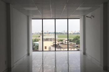 Văn phòng mới 60m2 nguyên sàn view sân bay cực đẹp (còn 1 phòng trống duy nhất)