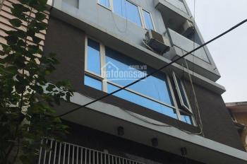 Bán nhà phân lô gara ô tô Lạc Long Quân, 54m2 x5 tầng, MT 4.5m, giá 6.8 tỷ