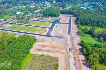 Đất nền sổ hồng riêng từng nền KDC mới nhất thị trấn Củ Chi cách cao tốc Mộc Bài 400m