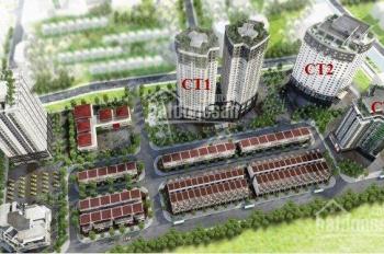 Cần bán căn 1612 tòa CT3 Yên Nghĩa, Hà Đông, DT: 77,41m2, giá: 13 tr/m2 (bao tên), 0795768768