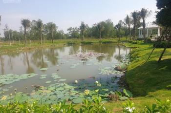Đất nền biệt thự nhà vườn Q9 giá 21 triệu/m2 - vị trí đắc địa 3 mặt giáp sông, LH: 0982297698