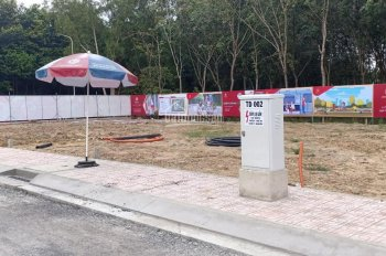 Bán đất nền sổ đỏ, An Nhơn Tây, Củ Chi, từ 12.5tr/m2, hạ tầng hoàn thiện LH: 0902419996