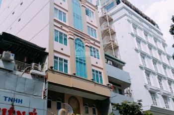Cho thuê Khách sạn 3 sao 60 Phòng Tại Nguyễn An Ninh Chợ Bến Thành Q1 Hầm 8 Lầu ST Giá: 31000usd/th