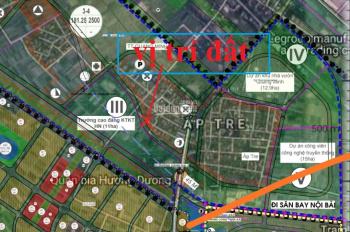 Mở bán chỉ từ 520tr/lô 45m2 tại tổ 10 thị trấn Quang Minh, Mê Linh, Hà Nội