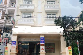 Cần bán khách sạn 20 phòng khu dân cư Nam Long 9x18m 1 trệt, 4 lầu
