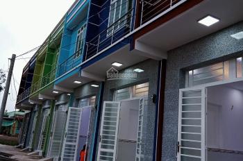 Bán nhà phố Bình Chánh 2 tầng 3.5x10m, ngay chợ Hưng Long giá chỉ 650tr. DTXD: 3.5mx10m