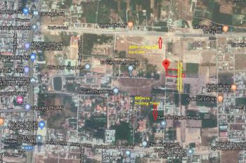Bán 2 miếng đất nằm cạnh nhau ở Tân Phú - Phú Mỹ - Tân Thành, liên hệ 0935770088