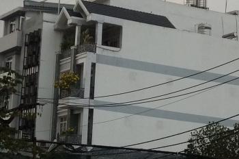 Cần cho thuê nhà mặt phố 4x15m đường Phan Huy Ích P15 quận Tân Bình
