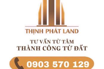 Cần bán nhanh nhà 3 MT đường Lý Thánh Tôn. DT 74.42m2 ngang 9.65m, 120tr/m2, LH 0903570129 - Trang