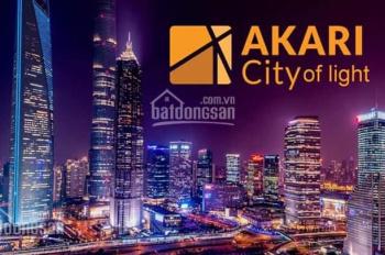 Bán căn hộ Nam Long Akari City, giá tốt, thanh toán 6 tháng 10%. 0932785123