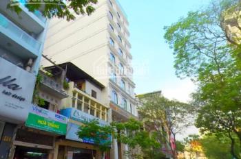 Bán nhà 2 mặt tiền hẻm xe hơi 8 mét, đường Hồng Hà, diện tích 7x36m, GP: 8 lầu, giá 90 triệu/m2