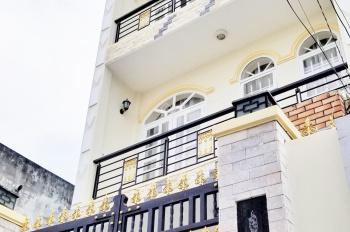 Nhà 1 trệt 2 lầu, mặt tiền đường 22, cách Nguyễn Duy Trinh 15m, DT 62.6m2, Phường Bình Trưng Tây