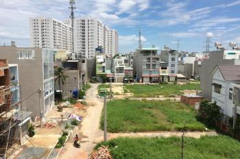 Bán 4 nền đất liền kề gần chung cư 4S, Linh Đông, Thủ Đức